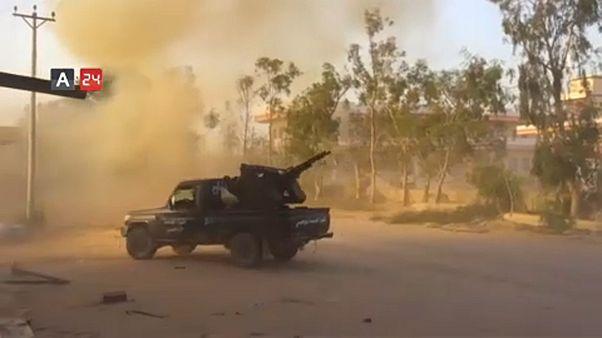 Κατερρίφθη μαχητικό αεροσκάφος της λιβυκής κυβέρνησης