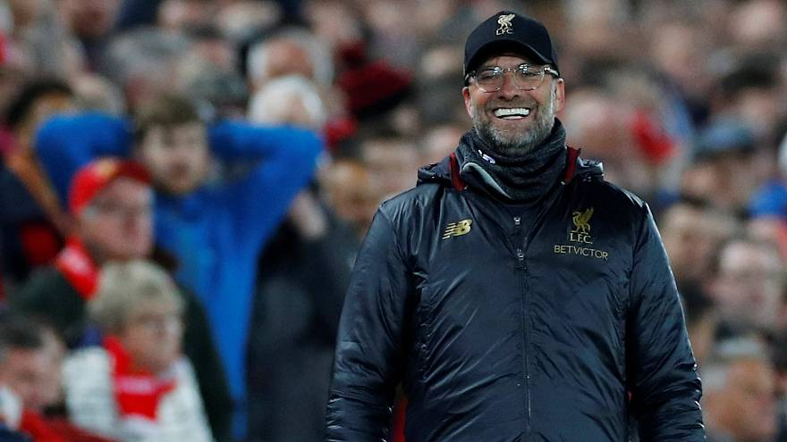 4:0 gegen Barcelona: Klopp mit Liverpool im Champions-League-Finale