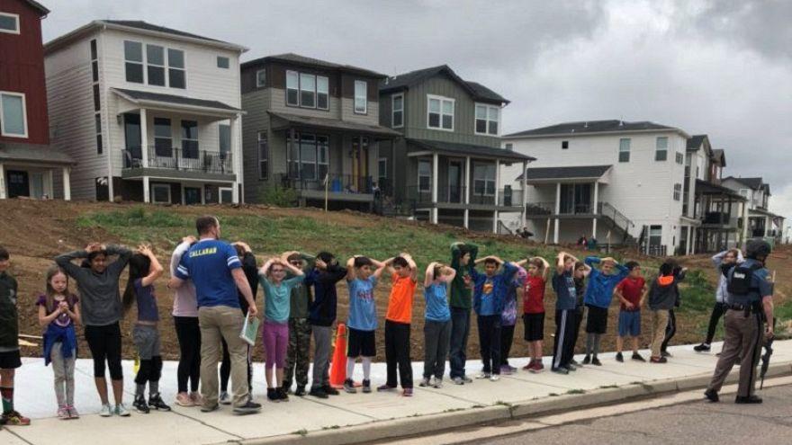 USA: Schüsse an Schule in Colorado - mindestens 1 Toter