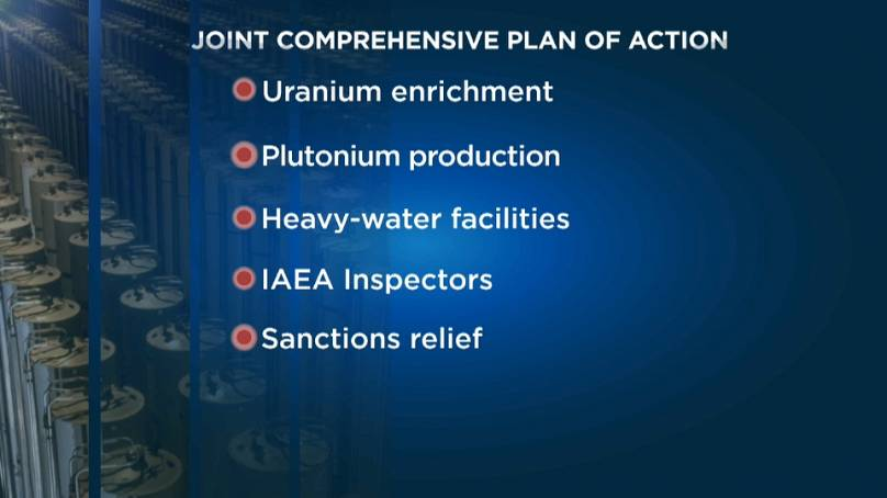 L'Iran sospende, in parte, l'accordo sul nucleare