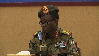 المتحدث باسم المجلس العسكري الانتقالي السوداني شمس الدين الكباشي