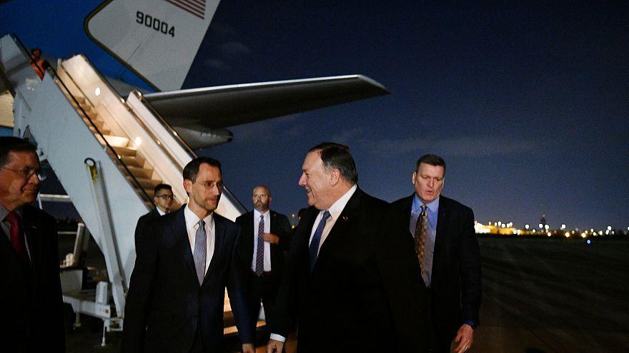 سففر ناگهانی مایک پمپئو به عراق
