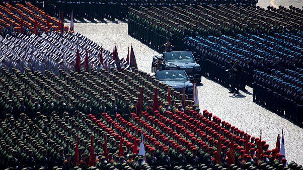 وزير الدفاع الروسي سيرغي شويغو شارك في التدريبات الأخيرة
