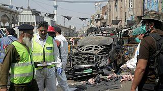 انفجار مرگبار در نزدیکی زیارتگاه صوفیان در لاهور؛ طالبان پاکستان برعهده گرفت