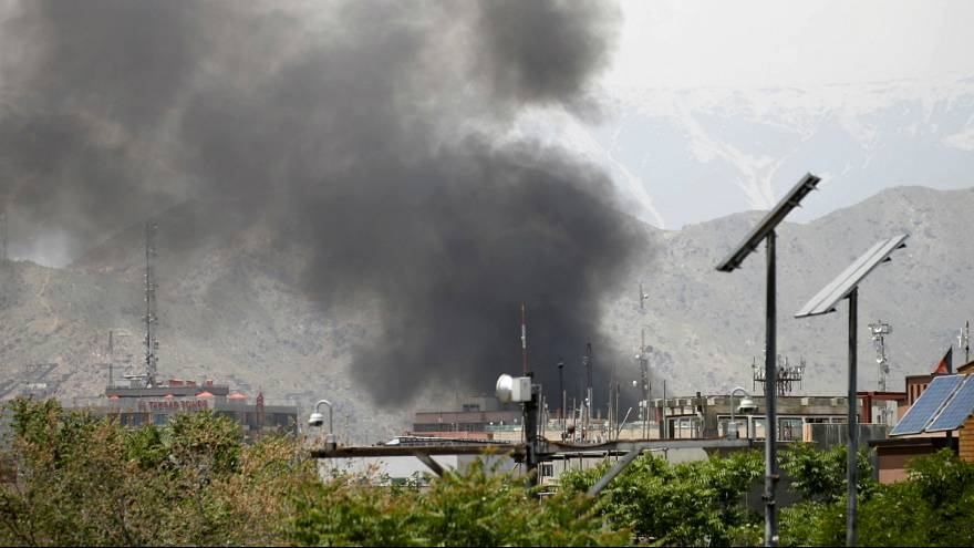 انفجار مهیب مرکز کابل را لرزاند