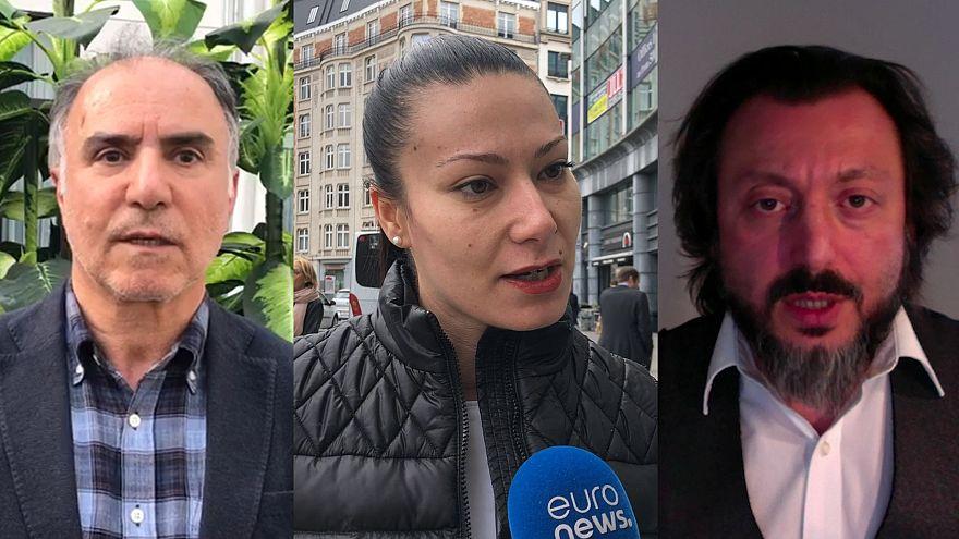Brüksel'de parti temsilcileri YSK kararı hakkında ne düşünüyor?