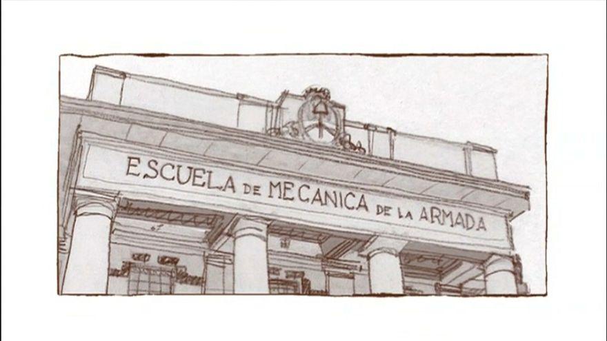 """La """"guerra sucia"""" argentina, a través de un cómic"""