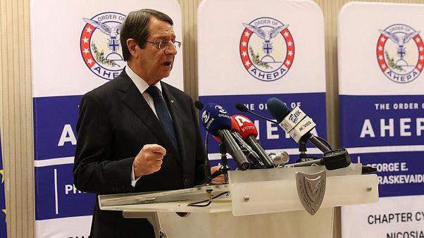 Anastasiades'ten Cumhurbaşkanı Erdoğan'a: Uluslararası hukuk Kuran'da yazılanlara dayanmıyor