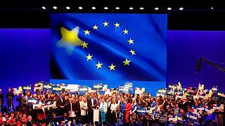Az európai választások kampányindítója Németországban