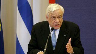 Yunanistan Cumhurbaşkanı Pavlopoulos: Türkiye Doğu Akdeniz'de uluslararası hukuku ihlal ediyor