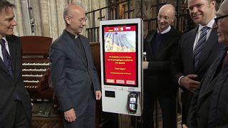 Wiener Stephansdom bittet um Spenden - aber bargeldlos