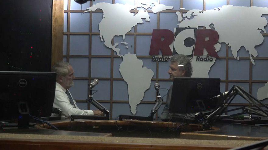 Rádio Caracas luta pela sobrevivência