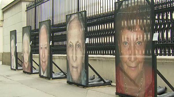 Wien, Mainz, San Francisco: Ausstellung zeigt Portraits Holocaust-Überlebender