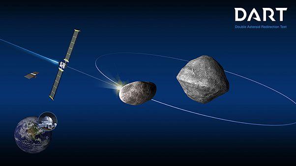 Πρώτο τεστ πλανητικής άμυνας από NASA στον 'Δίδυμο'