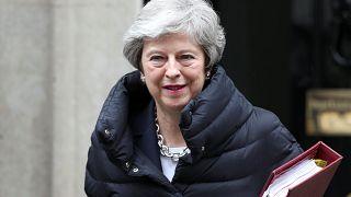 Brexit: Theresa May e le metafore calcistiche