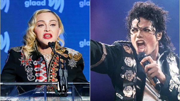 Madonna'dan Michael Jackson'a destek: İspatlanana kadar kişiler masumdur
