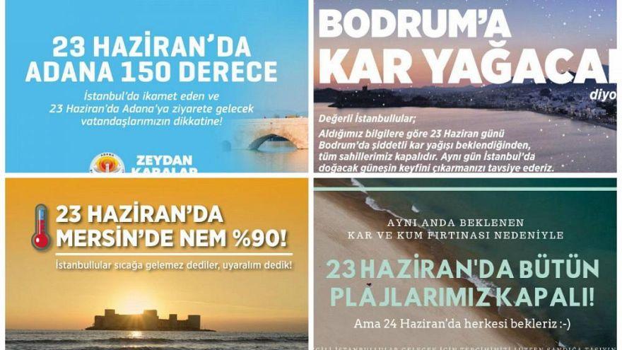 في حرب الزعامة على اسطنبول.. المعارضة تكسب افتراضياً وتفوز بجمهور مواقع التواصل