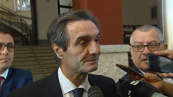 Lombardia, indagato anche il presidente Attilio Fontana