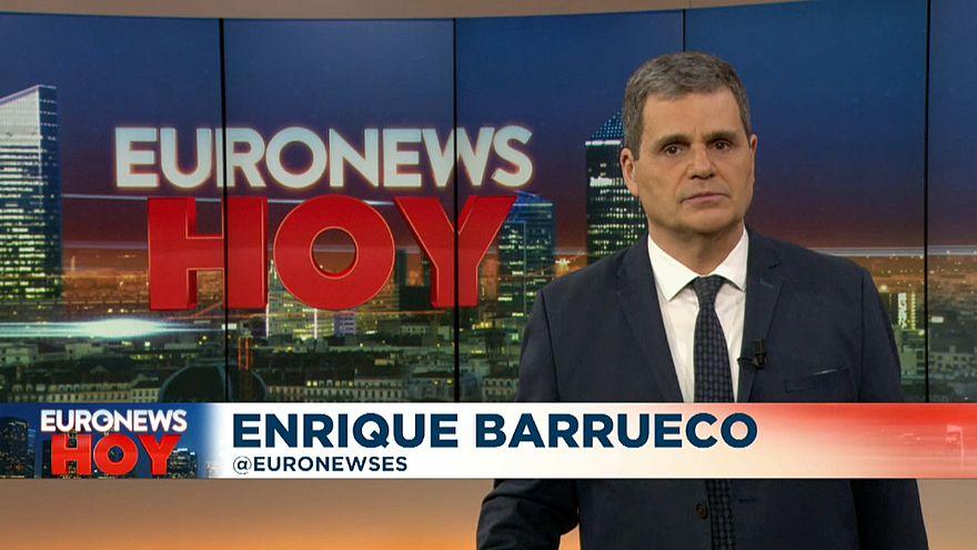 Euronews  Hoy | Las noticias del miércoles 8 de mayo 2019