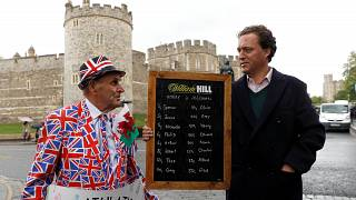 Royal baby name: 'Archie' comes from nowhere to confound bookmakers