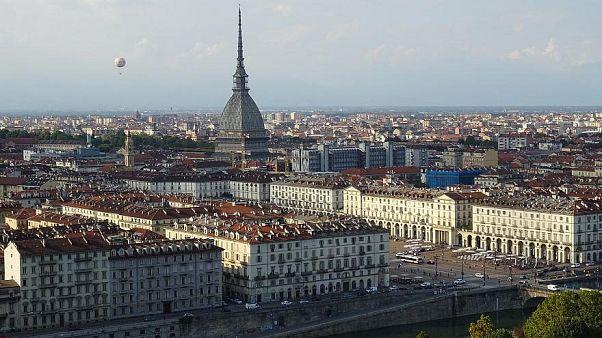 Die Buchmesse in Turin findet vom 9.-13. Mai statt