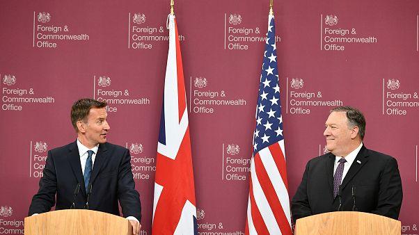 Pompeo apela à imposição de sanções ao Irão