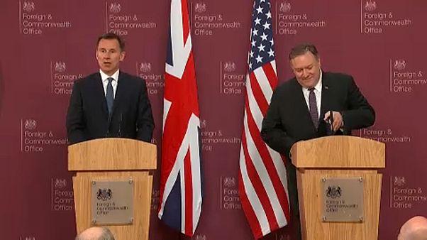 Pompeo und Maas reagieren auf Iran-Ankündigung