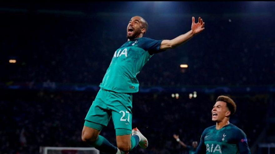 Drámai meccsen jutott a Bajnokok Ligája döntőjébe a Tottenham