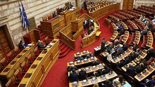 Στην Βουλή το νομοσχέδιο για παροχή ασύλου