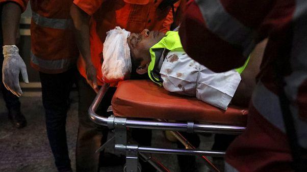 Myanmar'da uçak kazası: En az 17 yaralı