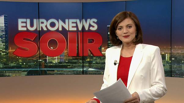 Euronews Soir : l'actualité internationale du mercredi 8 mai