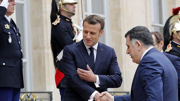 Libyens Regierung(en): al-Sarradsch zu Gast in Paris