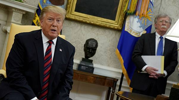 Trump administration slaps new sanctions on Iran's industrial metals