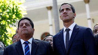 Venezuela'da 'darbe girişimi' sonrası ilk operasyon: Guaido'nun yardımcısı gözaltında