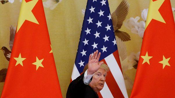 EUA e China voltam às negociações comerciais