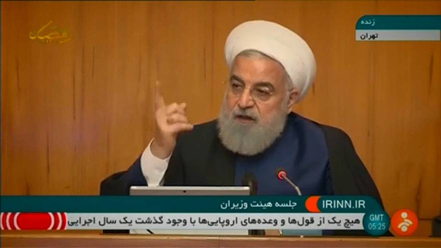 Irán dice querer volver al acuerdo nuclear pero no retira su ultimátum