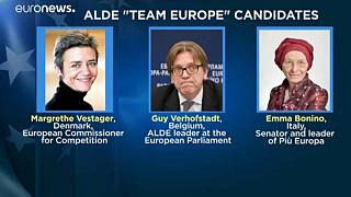 Elections européennes : les candidats ALDE