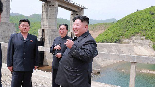 "КНДР запустила ""неопознанный снаряд"""