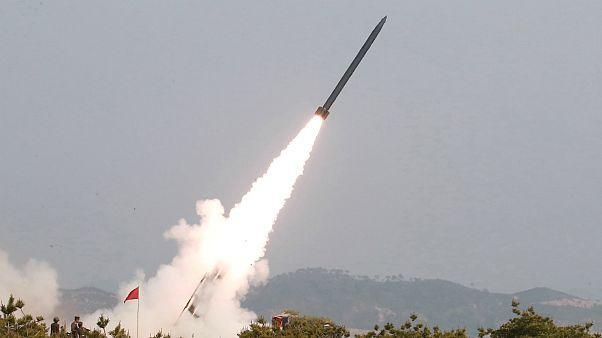 کره جنوبی از شلیک یک پرتابه از سوی کره شمالی خبر داد