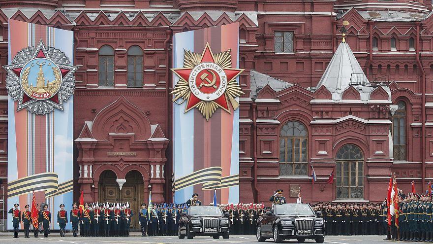 Ημέρα της νίκης στη Μόσχα