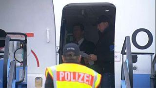 Грубость при депортации из Германии