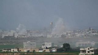 الحكومة السورية تسيطر على نقطة استراتيجية في شمال غرب البلاد