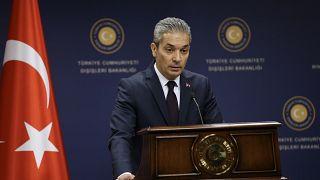 Dışişleri'nden ABD'ye İstanbul cevabı: YSK'nın kararına herkes saygı göstermeli