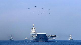 في تحد لبكين.. مناورات أمريكية يابانية هندية فلبينية في بحر الصين الجنوبي