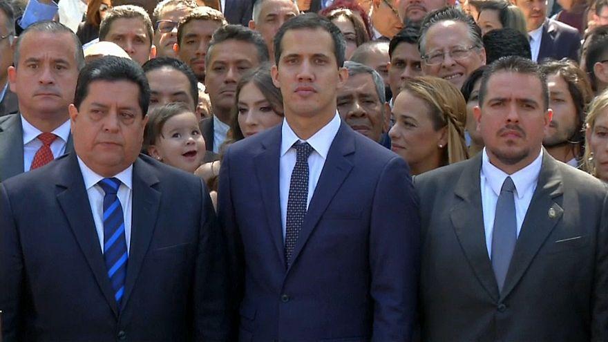 """EEUU amenaza con """"consecuencias"""" si Maduro no libera al diputado"""