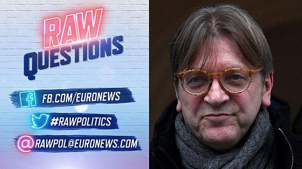 """Guy Verhofstadt: """"Vie legali per i migranti, richieste d'asilo nei consolati fuori dalla Ue"""""""