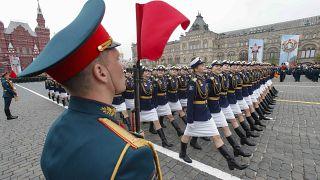Ρωσία: Παρέλαση για την νίκη κατά του ναζισμού