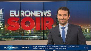 Euronews Soir : l'actualité du 9 mai