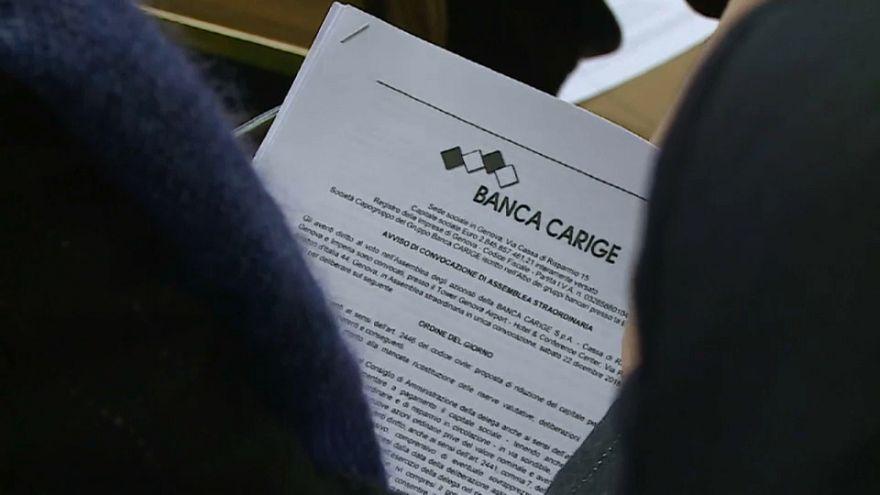 Carige bank: Nem száll be a BlackRock
