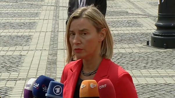 ЕС отстаивает сделку с Ираном